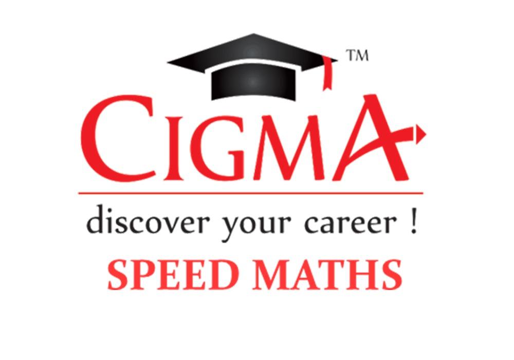 Speed Maths Workshop – CIGMA India : Leading Career Guidance ...